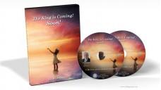 The King is Coming! Soon! - Allan Lindsay (CD)